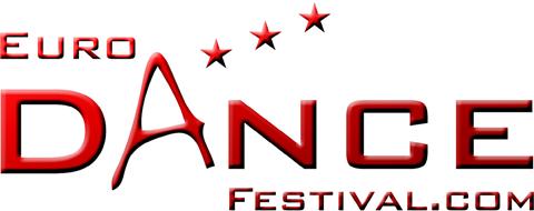 Euro Dance Festival Retina Logo